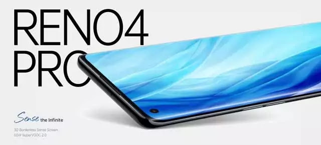 Oppo Reno 4 Pro launched in India with 65W Fast Charge: 90Hz Refresh Rate