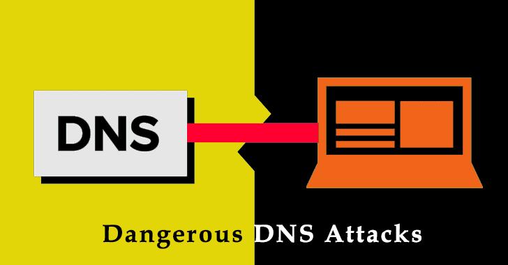 Dangerous DNS Attacks