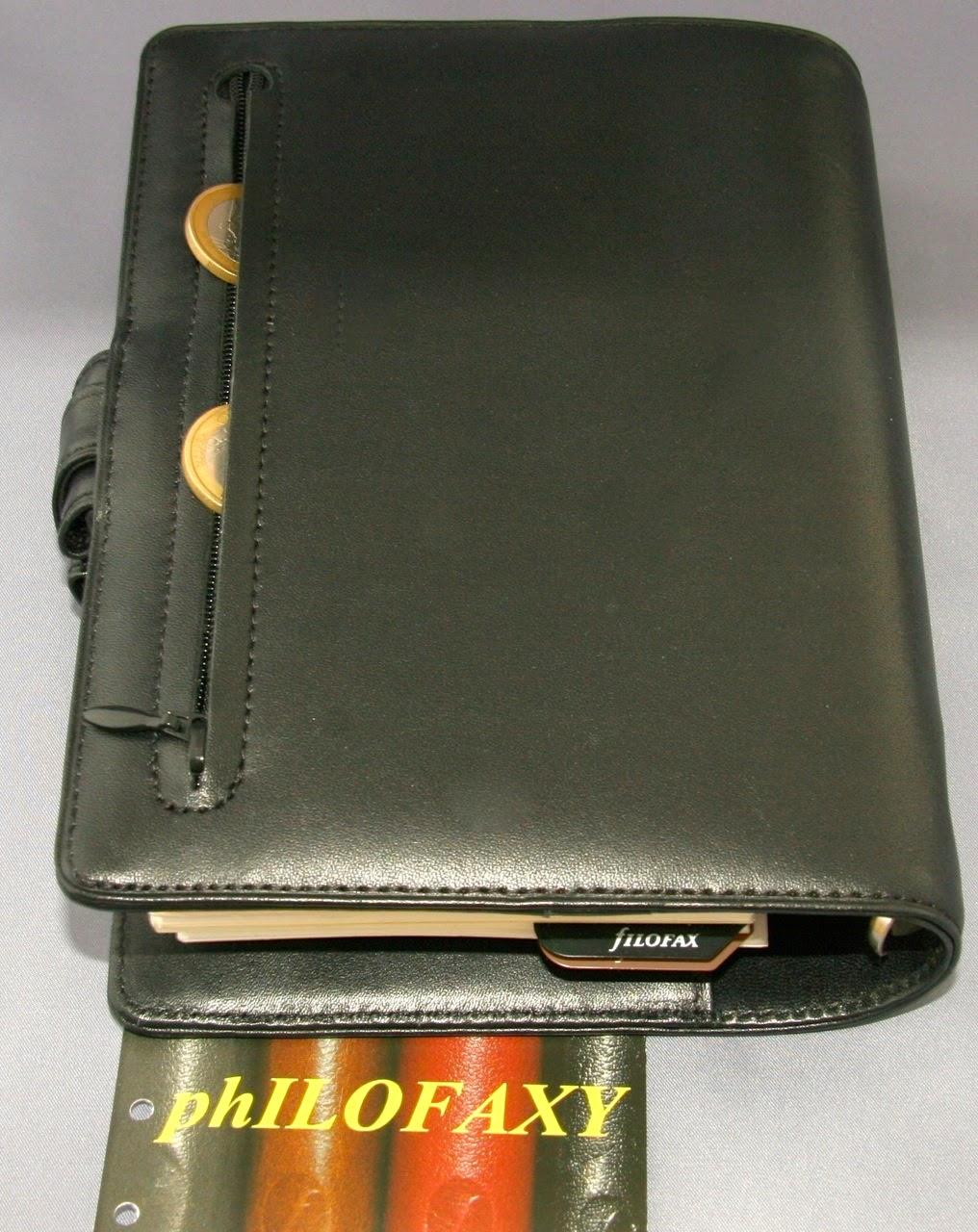Philofaxy Filofax Personal Size As An Organiser Wallet