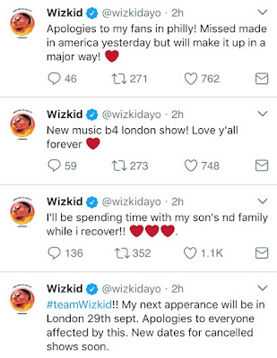 img 6579 - ENTERTAINMENT: 'If I Die Today; I Die A Legend' – Wizkid Reveals As He Battles Unknown Ailment