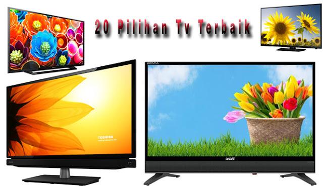 Referensi Pilihan TV LED Terbaru
