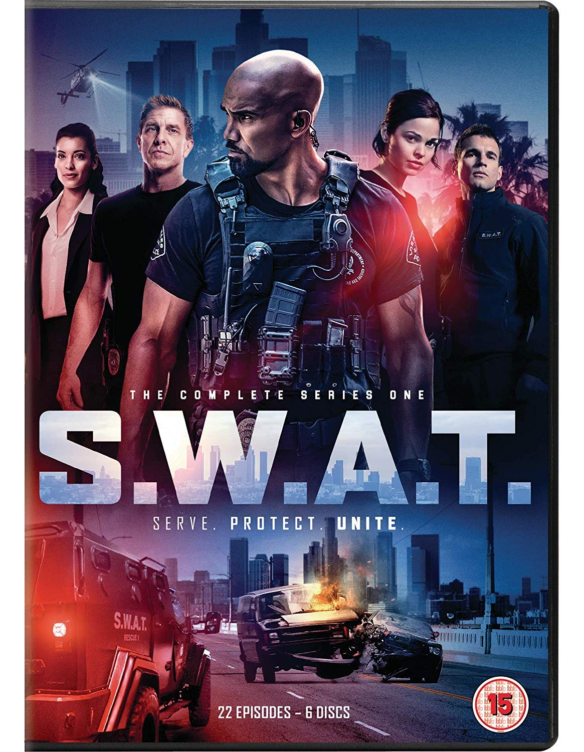 S.W.A.T (2019) English 720p HDRip 900MB KSubs