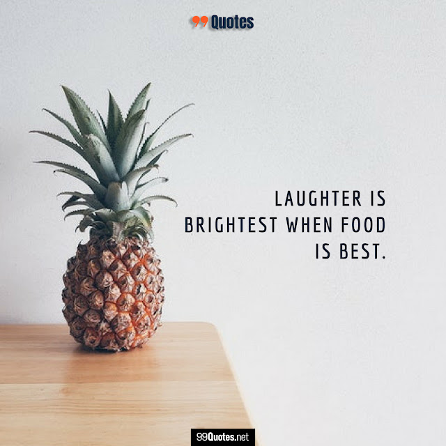 quotes about food and friends