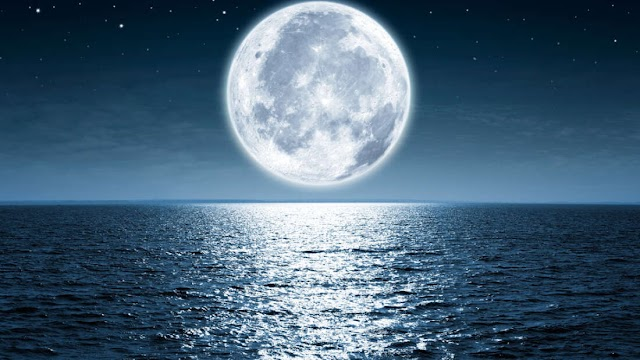 Το φεγγάρι παίζει βασικό ρόλο στις εκπομπές μεθανίου που απελευθερώνονται από τους ωκεανούς