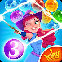 Bubble Witch 3 Saga Mod Apk (Unlimited Life)