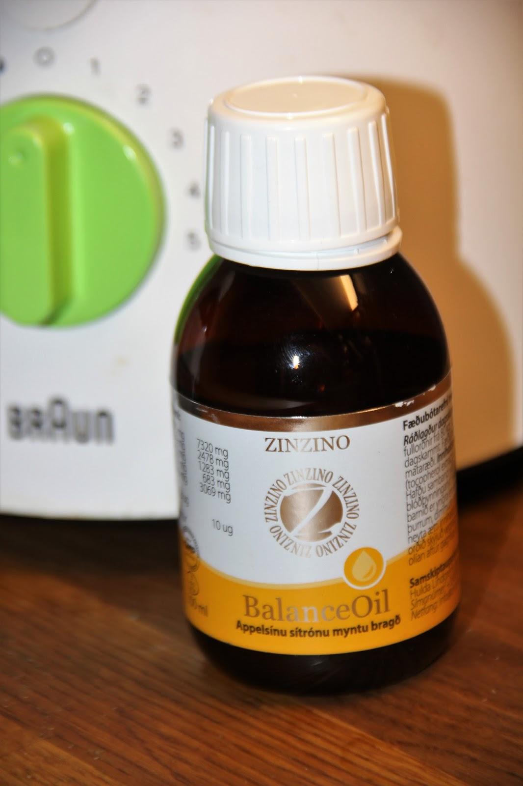 veerand: Zinzino test results