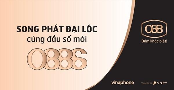 Vinaphone chính thức triển khai sim song phát đại lộc 0886