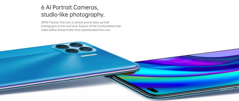 oppo f17 pro Diwali limited edition 6ai portrait camera