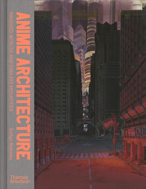 Anime Architecture libro architettura anime