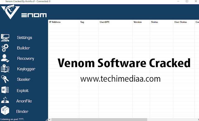 venom software cracked