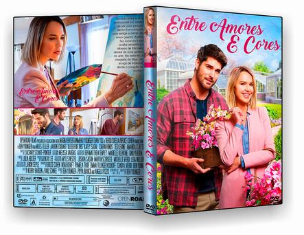 DVD Entre Amores E Cores 2020 DVD-RAUTORADO