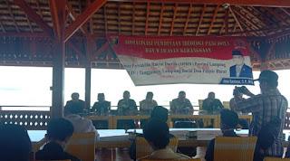 Gandeng Pemuda Muhammadiyah Pesibar