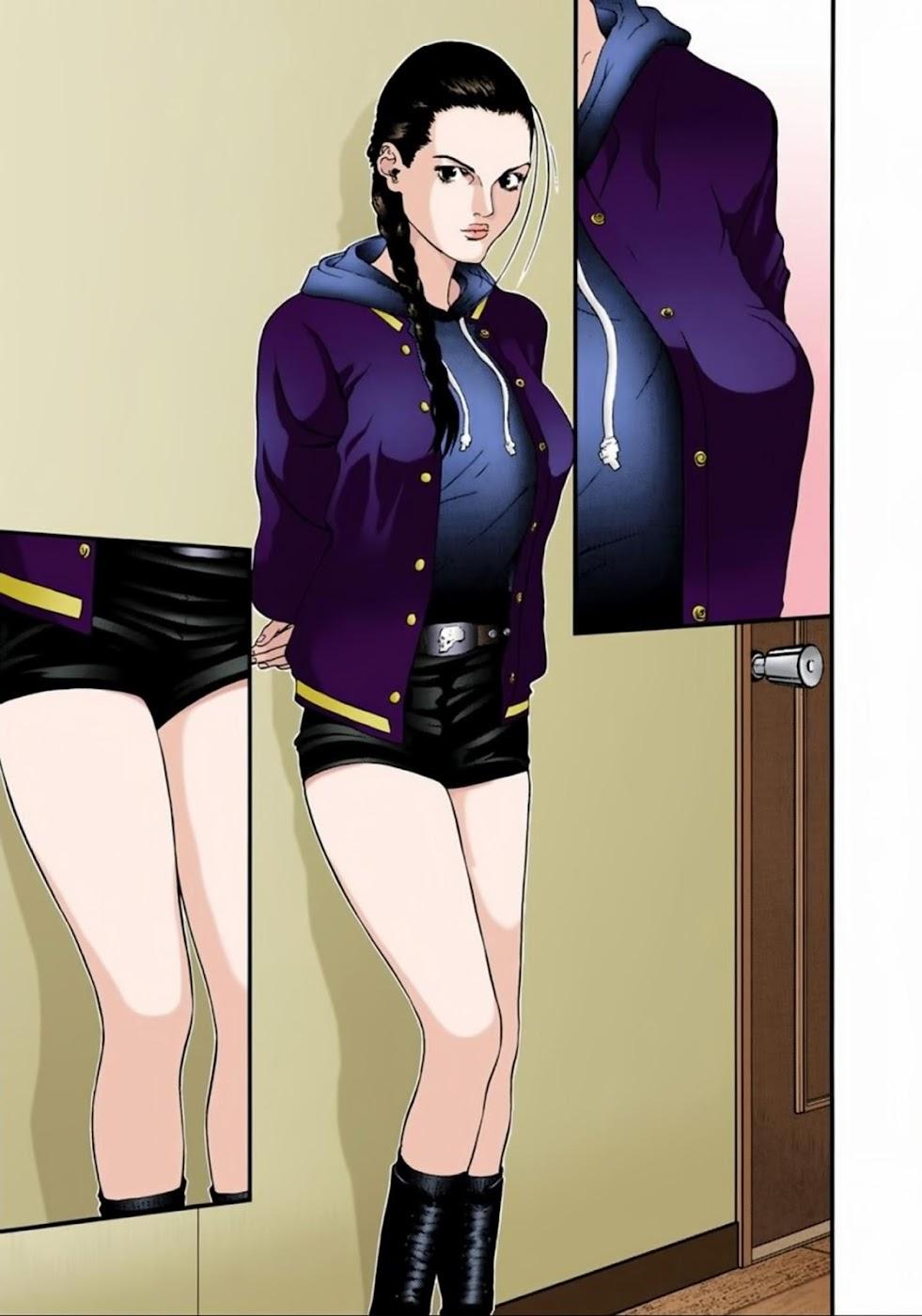 Gantz Chap 59: Tình dục trang 3
