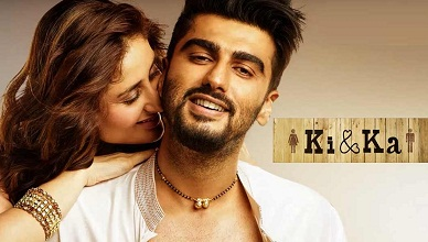 Ki and Ka Full Movie Online