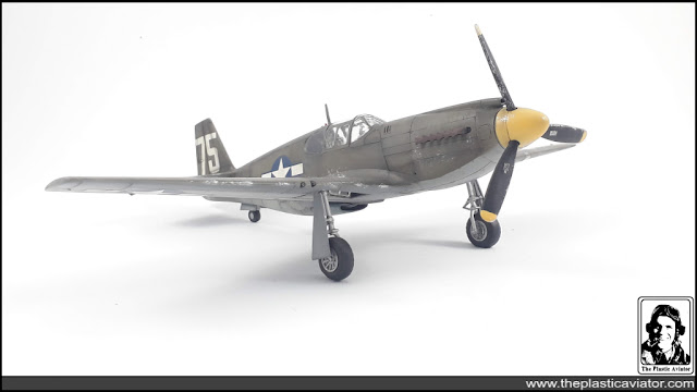 Accurate Miniatures P-51 A Mustang 1/48