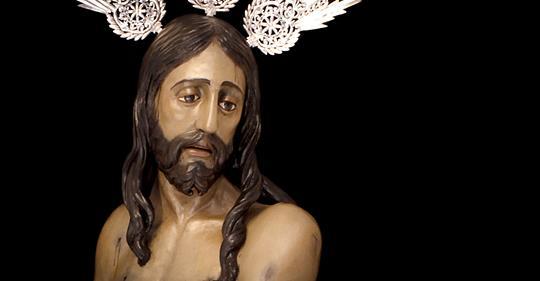 La Imagen del Santísimo Cristo de las Misericordias presidirá un altar con motivo de la procesión extraordinaria de Nuestra Señora de las Lágrimas de Sanlucar de Barrameda