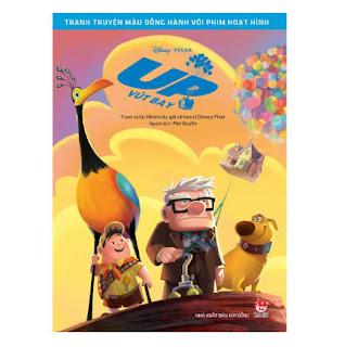 Tranh Truyện Màu Đồng Hành Với Phim Hoạt Hình : Up - Vút Bay ebook PDF-EPUB-AWZ3-PRC-MOBI