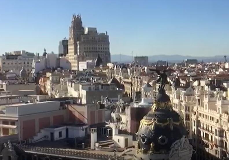 Cosas De Los Madriles Edificio Telefónica El Primer