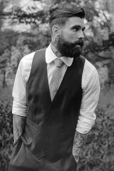 Hair Styles 40 best Undercut With Beard Haircut