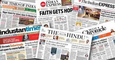 Define Newspapers - What is Newspaper