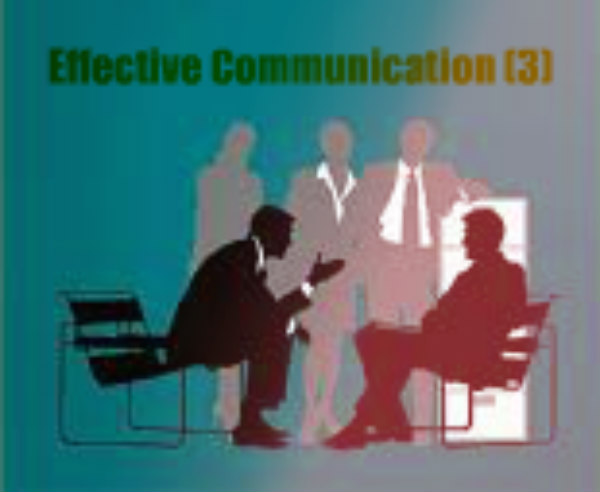 Seven Cs Of Effective Communication  One. COMPLETENESS Will provide THE DESIRED RESPONSE   Two. CONCISENESS WILL SAVE TIME   Three. CONSIDERATION MEANS UNDERSTANDING OF HUMAN NATURE   Four. CONCRETENESS REINFORCES CONFIDENCE   Five. CLARITY Could make THINGS MORE COMPREHENSIVE   Six. COURTESY MAKES RELATIONS STRONGER   Seven. CORRECTNESS WILL AVODI All of the CONFUSION.       Be Effective  Seven important points could create your ordinary communication effective communication. In this particular chapter, I am going to describe and also illustrate all of these seven Cs of communication.