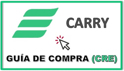 Cómo y Dónde Comprar Criptomoneda CARRY (CRE)