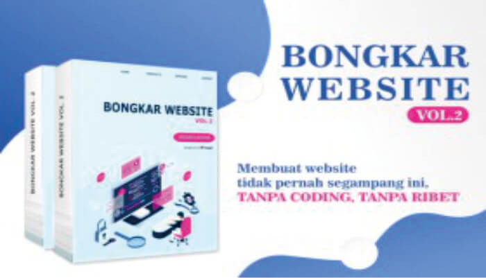 Bongkar Website Volume 2