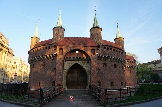 Krakow Barbakan