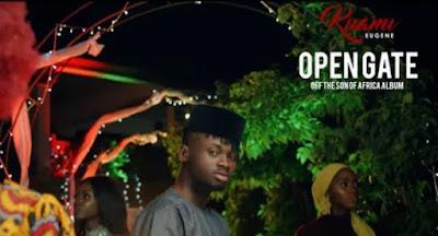 Kuami Eugene - Open Gate (Son Of Africa - Audio MP3)