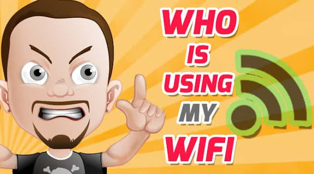 Who uses my Wifi How do I know who steals my wireless network