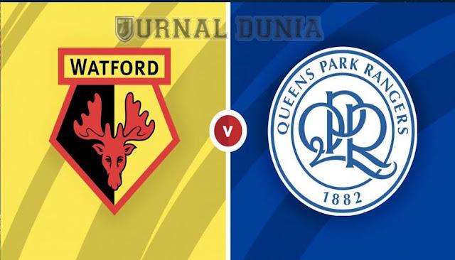 Prediksi Watford vs Queens Park Rangers , Selasa 02 Febuary 2021 Pukul 02:45 WIB