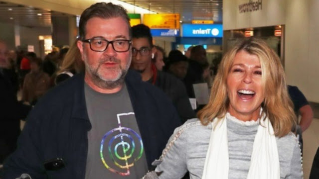 Kate Garaway's husband Derek has unusual coronavirus symptoms because he is in a coma