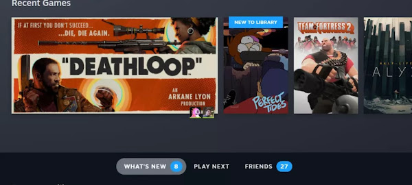 On your desktop, this is how the Steam Deck UI will look