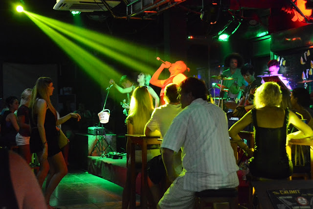 Bangla Road Patong rock bar
