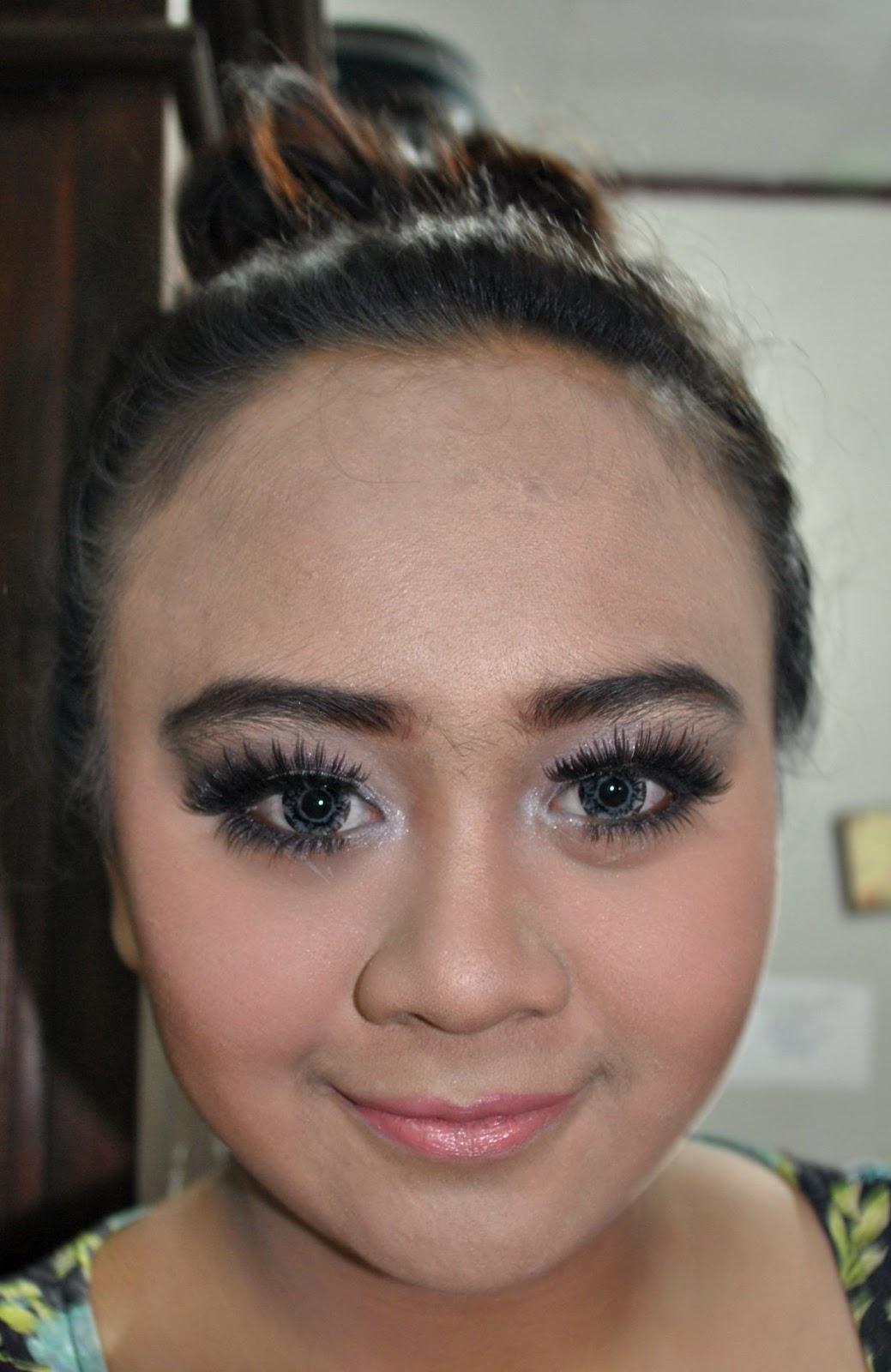 @ladypon_MUA: Make up Untuk Kebaya Ungu Part 2