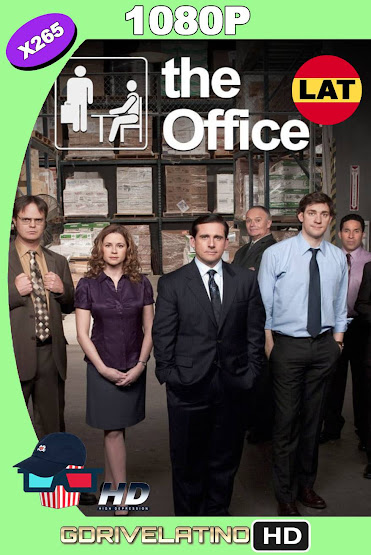 The Office (2005) Temporada 01 al 07 AMZN WEB-DL 1080p x265 Latino-Ingles MKV