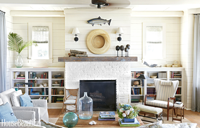 remarkable florida design living room ideas | House of Turquoise: Tammy Connor Interior Design