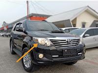 Harga dan Fisik : Lampu Depan Kanan Toyota Grand Fortuner (2014)