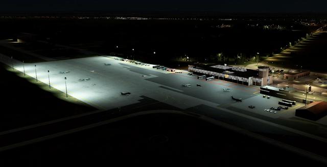[MSFS] Timișoara Traian Vuia International Airport, Romania