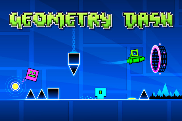 Geometry Dash Lite Best Game For Android on Apcoid.com