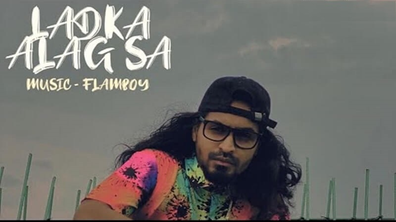 Ladka Alag Sa Lyrics in English :- Emiway Bantai