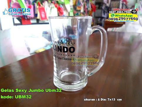 Gelas Sexy Jumbo Ubm32