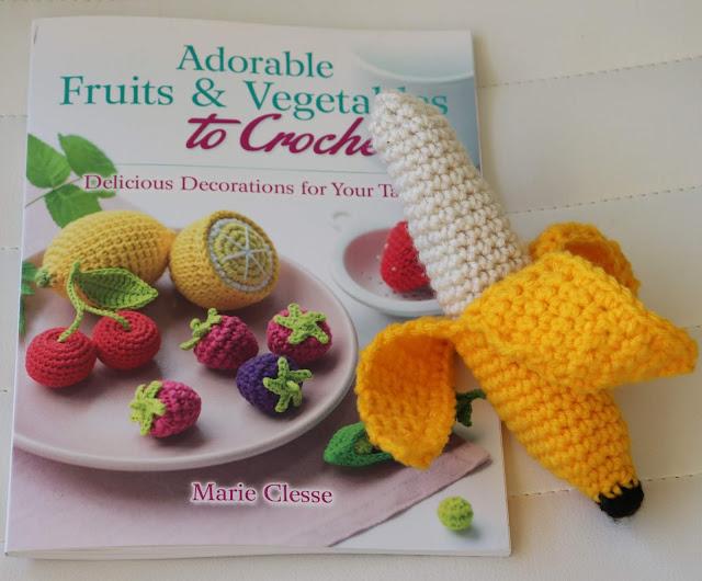 crochet banana