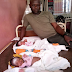 We are too poor to take care of triplets, father begs for help