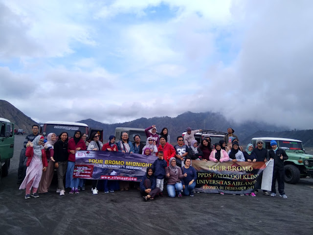 Bromo Tour Package from Bandung 2020