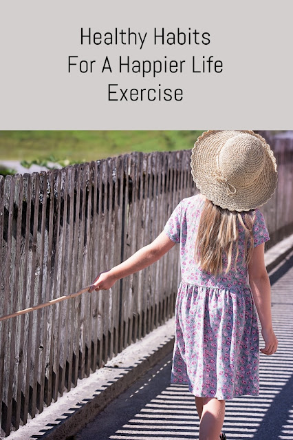 healthy habits exercise