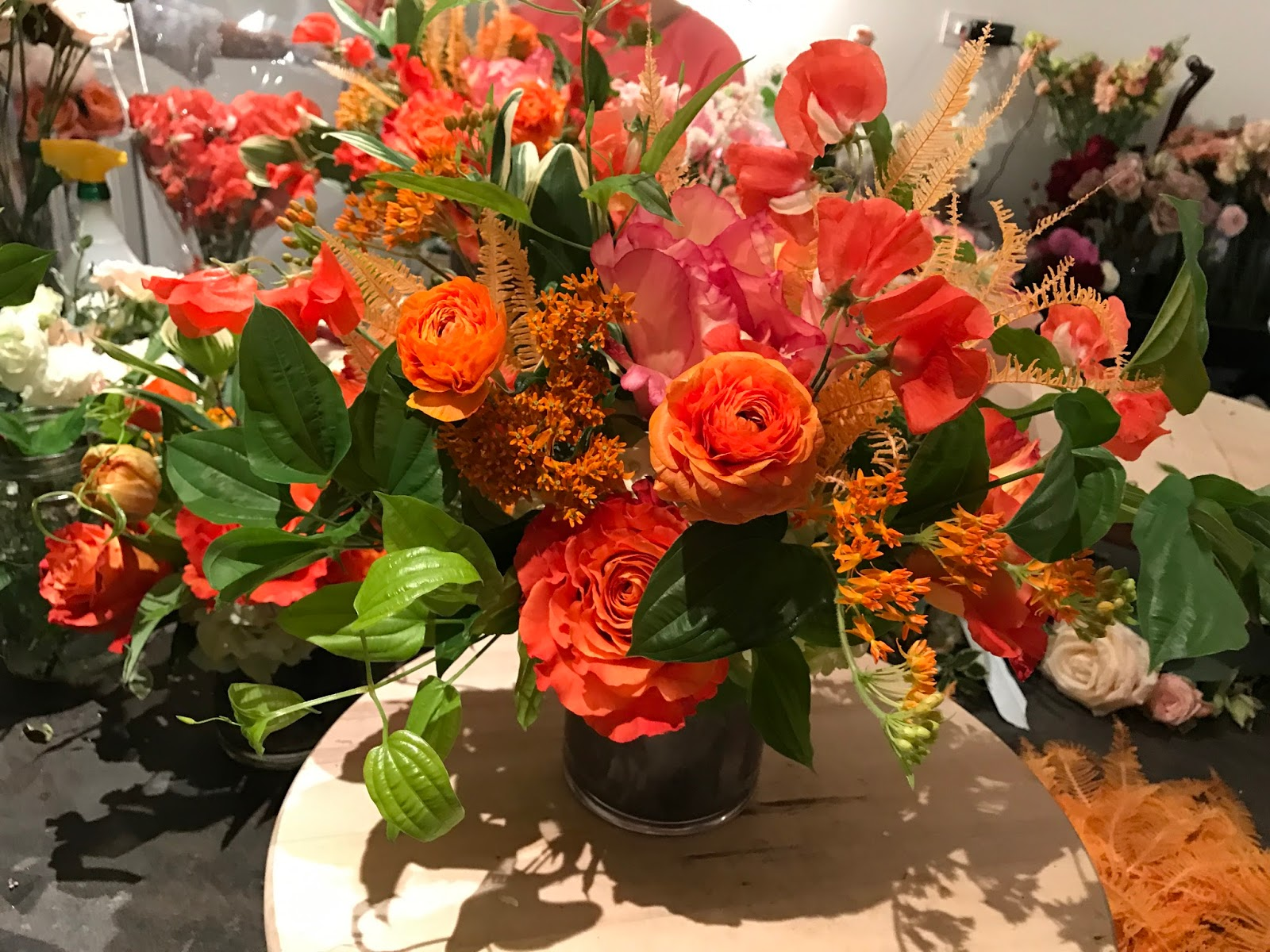 Wedding Event Flower Arrangements in NYC