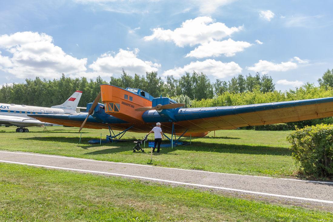 Самолёт Ант-4 (ТБ-1)