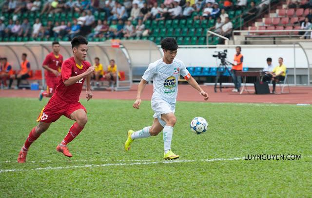 Nguyễn Công Phượng - Photo Luy Nguyễn