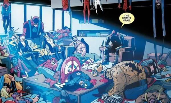 3 Antihero Marvel Ini Berhasil Membunuh Para Superhero